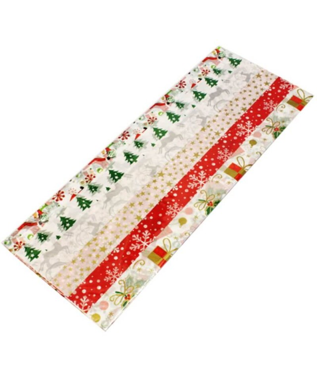 christmas tissue paper Featured paper plates napkins and cups from the caspari catalog.