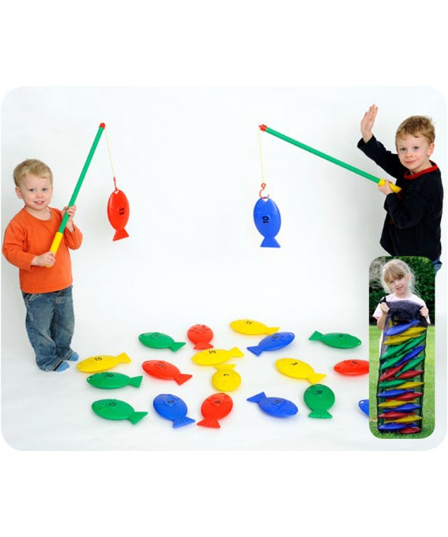 Giant Number Fishing 1-20