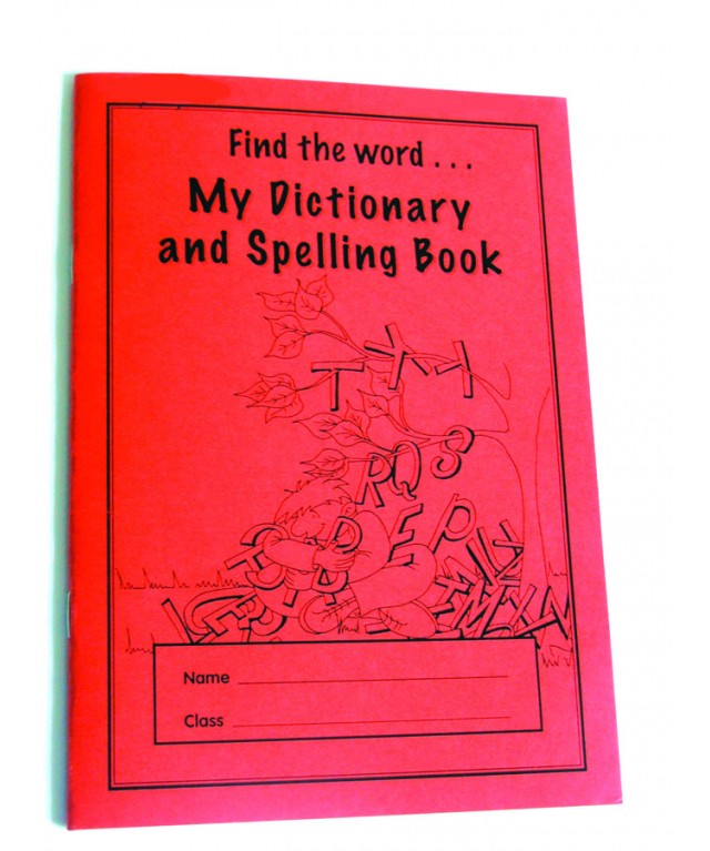 Find The Word Books