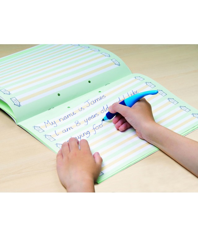Themed Exercise Books A4 Learn To Write Ks1