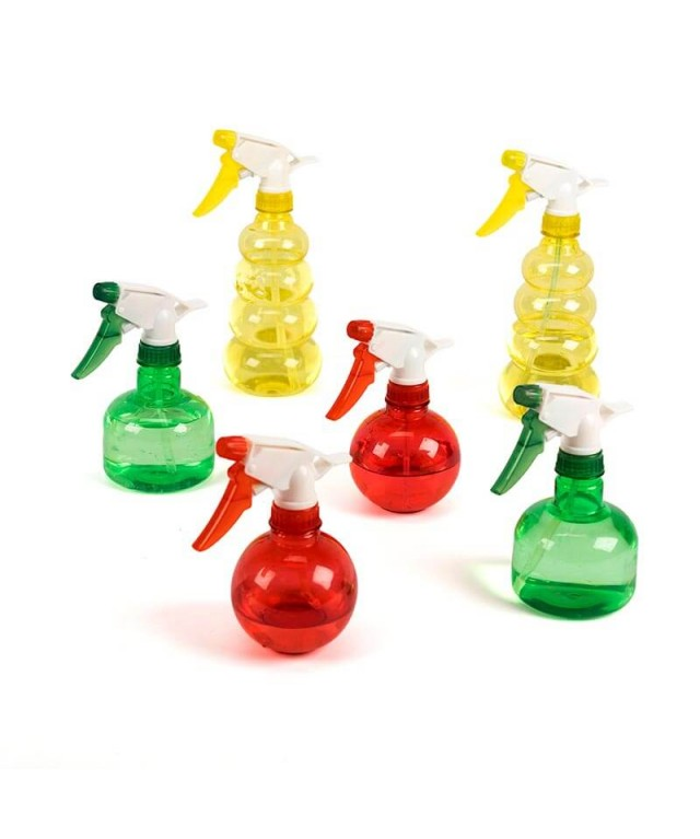 Budget Fine Motor Spray Bottle Collection 6pk
