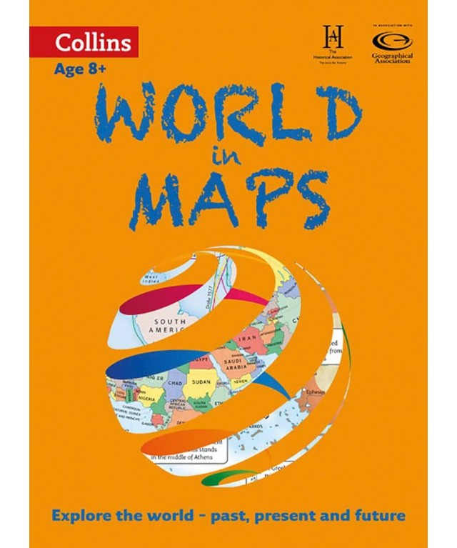 Collins Keystart World Atlases KS2