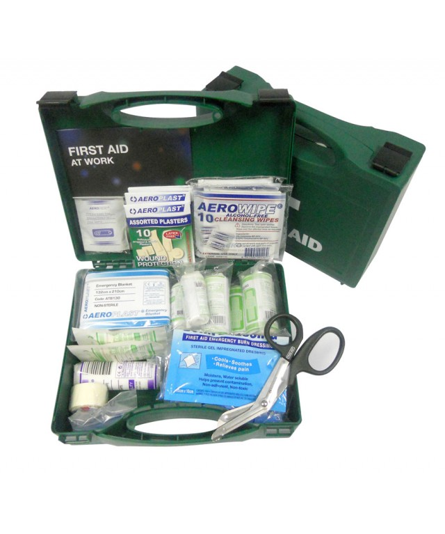 AeroKit BS 8599 Small First Aid Kit BS-S