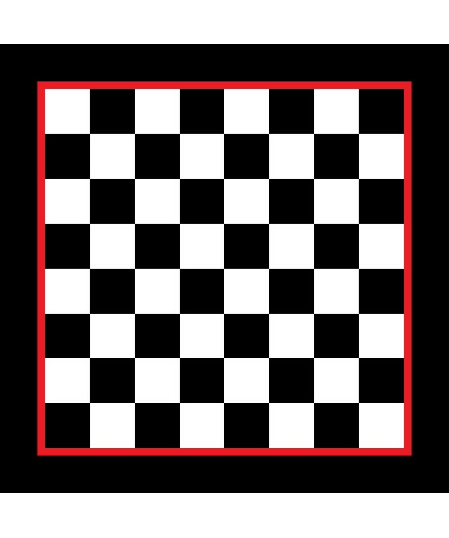 Chessboard Small Full Solid