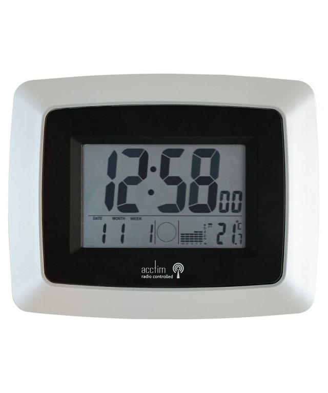 Avanti Radio Controlled Wall Clock