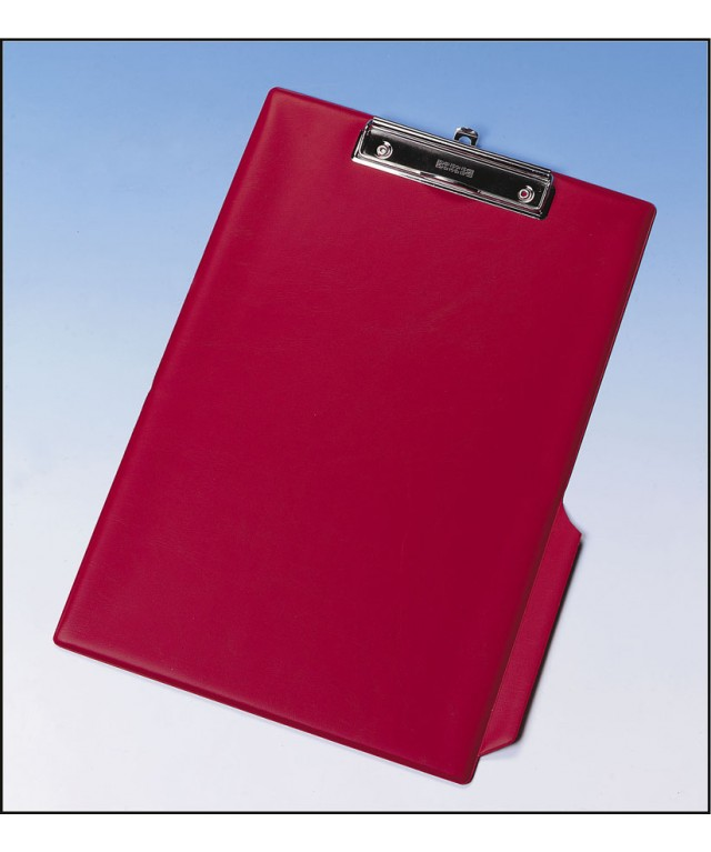 Pvc Clipboards Red