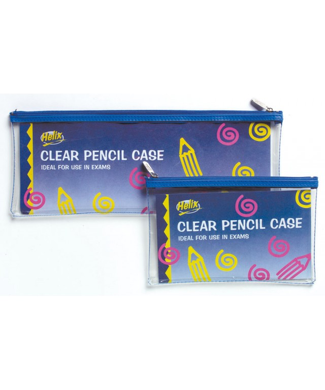 Exam Pencil Cases 330 X 125mm