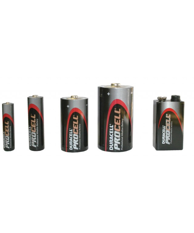 Duracell Procell Batteries D Singles