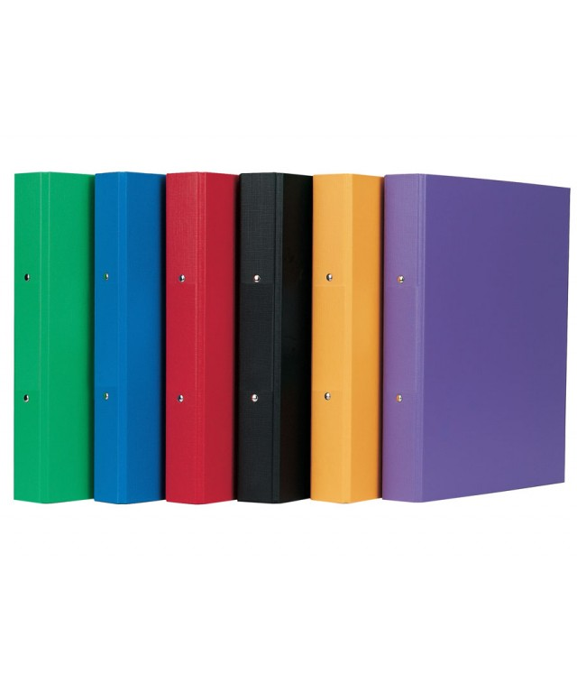 Economy Ring Binder 2 Ring Green