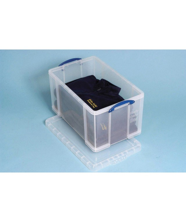 70 Litre Really Useful Box Clear