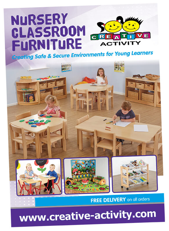 Nursery Classroom Furniture Catalogue 2019