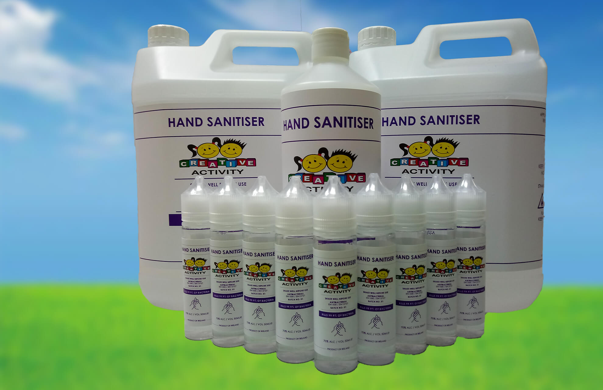 Hand Sanitiser Group