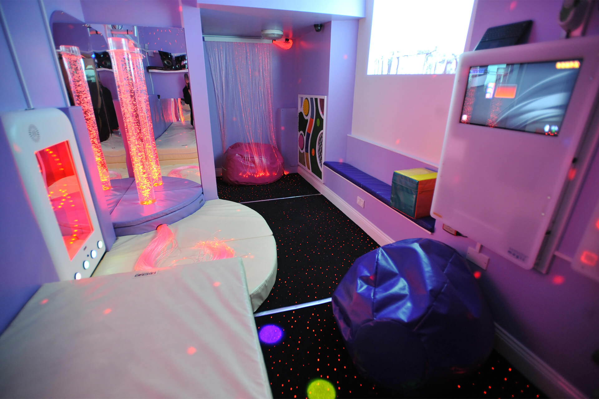 Multi-Sensory-Rooms